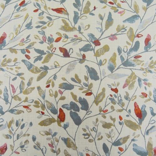 Voyage Misley Russett Curtain Fabric
