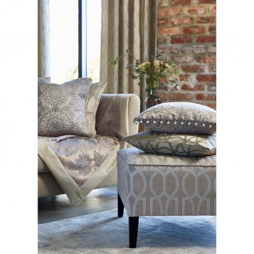 Prestigious Destiny Chalk Fabric 3739/076