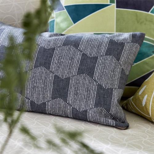 Scion Himmeli Pewter Fabric 132865