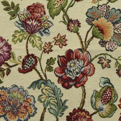 Gordon Smith Trudi Red Fabric