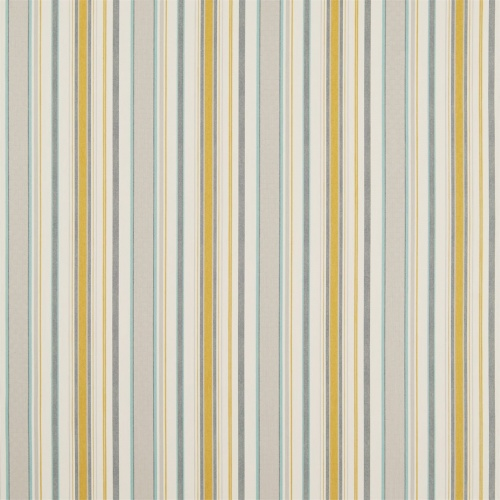 Sanderson Home Dobby Stripe Dijon Curtain Fabric 235895