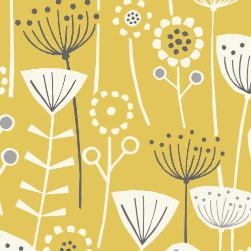 Fryett's Bergen Ochre Fabric