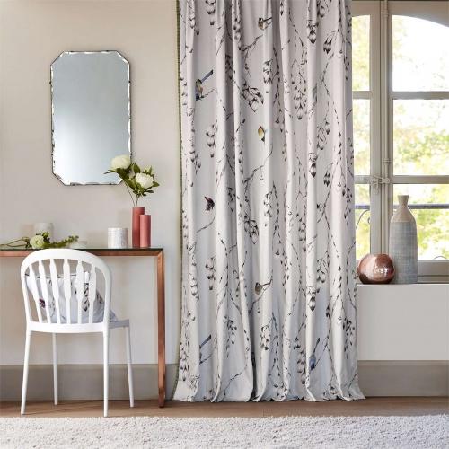Harlequin Iyanu Mist/Linden Curtain Fabric 120737
