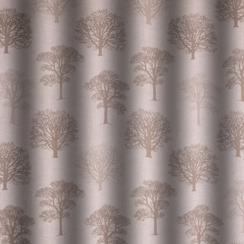 Gordon Smith Oak Linen Curtain Fabric
