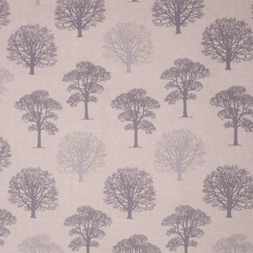 Gordon Smith Oak Grey Curtain Fabric