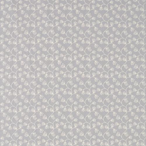 Sanderson Ingleton Trail Silver Fabric 236276
