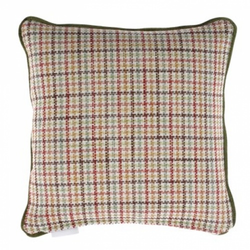 Voyage Quail Winter Cushion