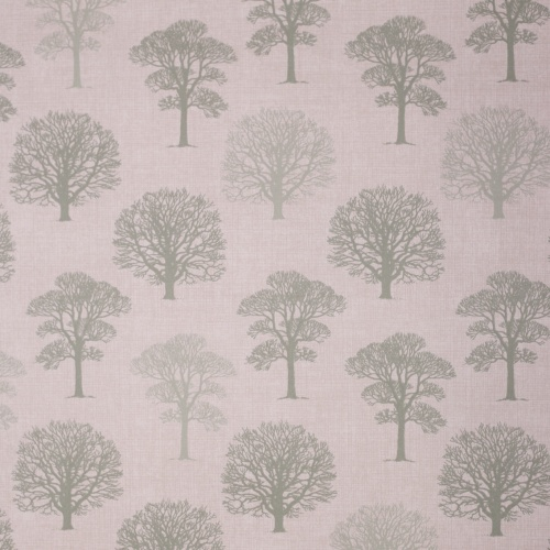 Gordon Smith Oak Green Curtain Fabric