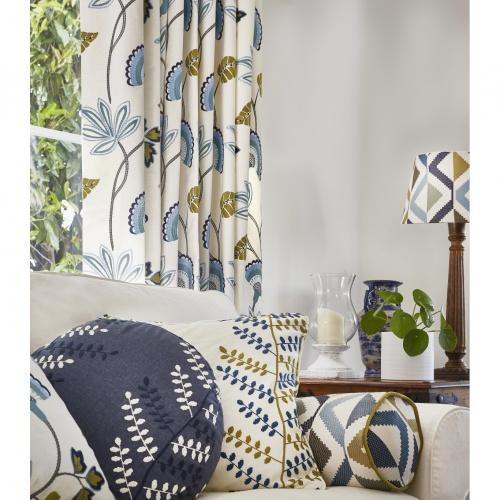 Prestigious Carnival Lagoon Fabric 3695/770