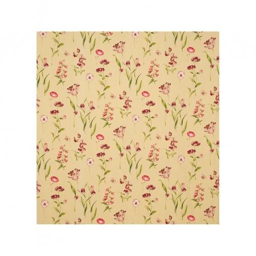 Sanderson Butterfly Garden Curtain Fabric PR8626/1
