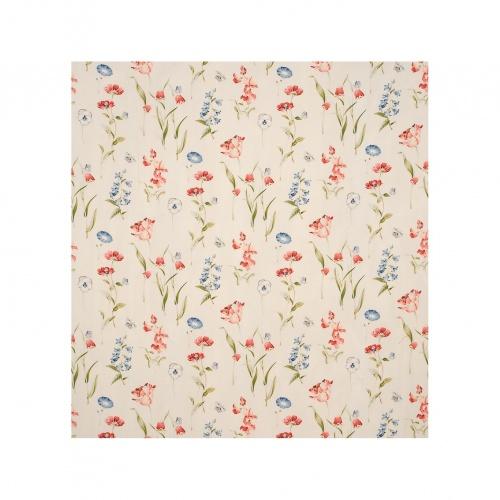 Sanderson Butterfly Garden Curtain Fabric PR8626/3