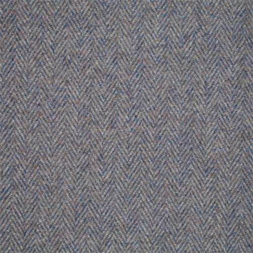 Sanderson Portland Indigo Fabric 233233