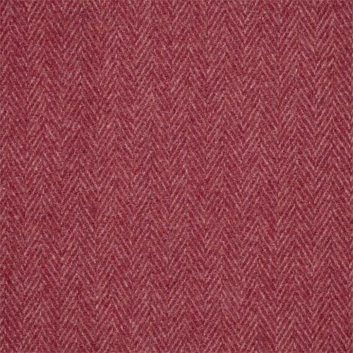 Sanderson Portland Cherry Fabric 233236