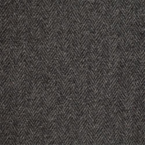 Sanderson Portland Charcoal Fabric 233237