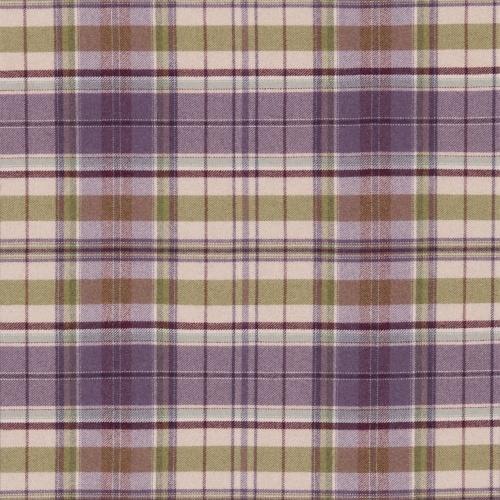 Sanderson Byron Mulberry/Sage Fabric 233239