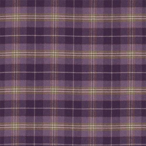 Sanderson Milton Mulberry/Sage Fabric 233245