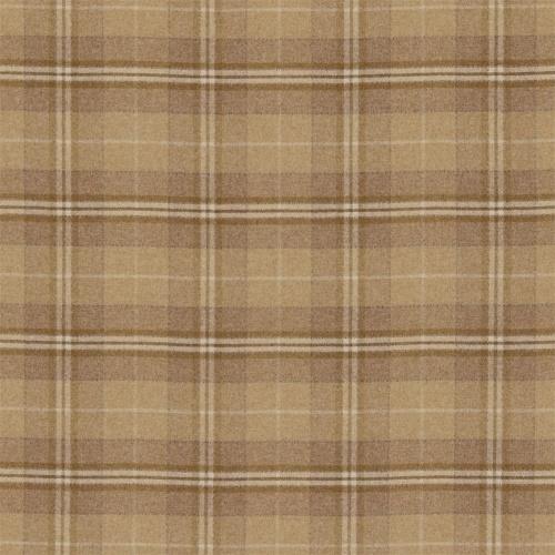 Sanderson Milton Caramel Fabric 233251