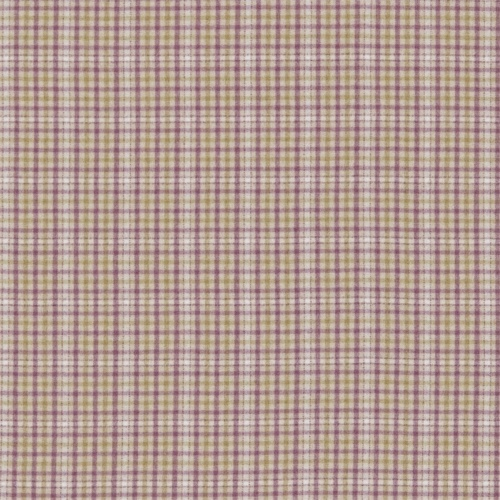 Sanderson Langtry Mulberry/Sage Fabric 233258