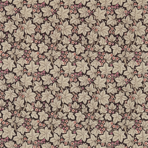 Morris & Co Bramble Bullrush Curtain Fabric 224464
