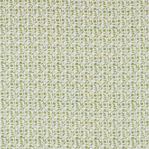 Morris & Co Rosehip Thyme Curtain Fabric 224484