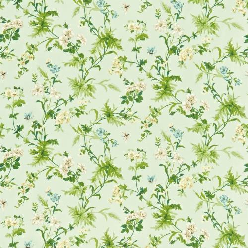 Sanderson Primrose Hill Eggshell/Cream Curtain Fabric 221938