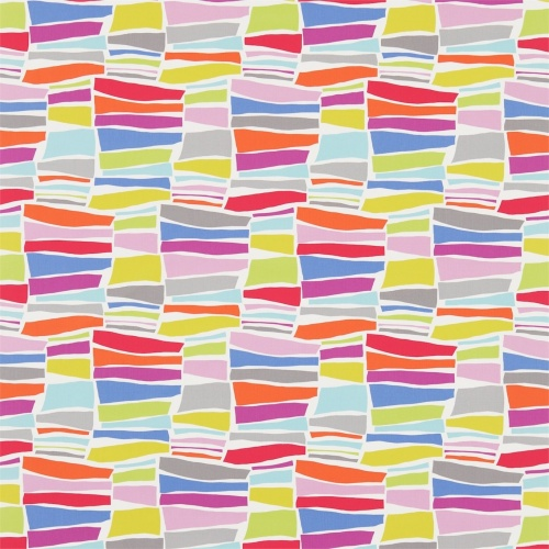 Sanderson Milla Brights/ Multi Fabric 224627