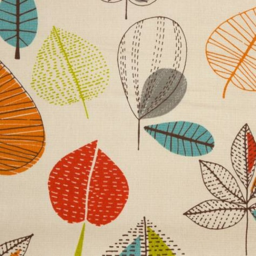 Prestigious Maple Cinnamon Curtain Fabric
