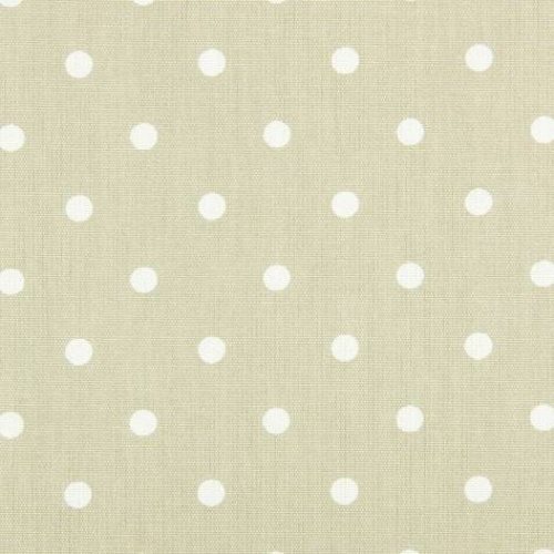 Prestigious Full Stop Parchment Curtain Fabric