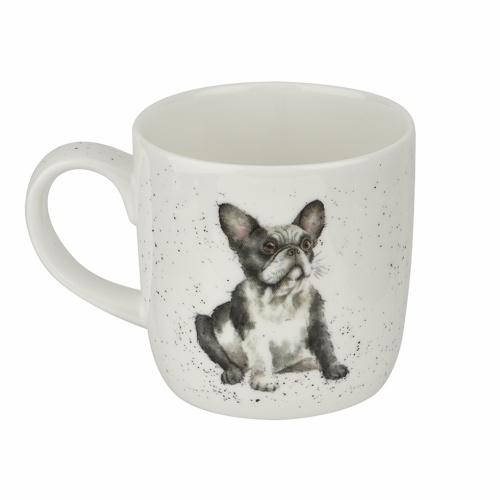 Frenchie Wrendale Mug