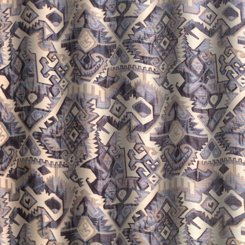 Crowson Kontiki Colour 2 Curtain Fabric