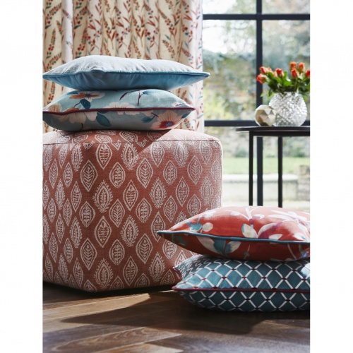 Prestigious Millgate Coral Fabric 3735/406