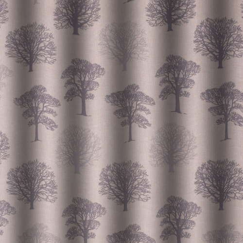 Gordon Smith Oak Grey Curtain Fabric