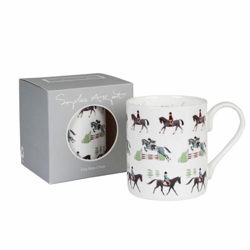 Sophie Allport Hold Your Horses Mug Standard