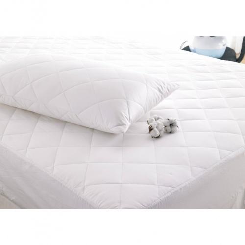 Fine Bedding Deep Fill Cotton Pillow Protector
