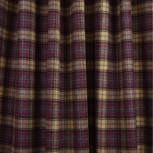 Abraham Moon Baronial Doune/Grape Fabric