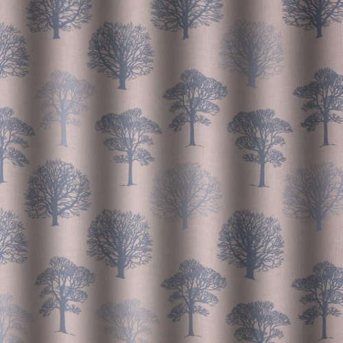 Gordon Smith Oak Duck Egg Curtain Fabric