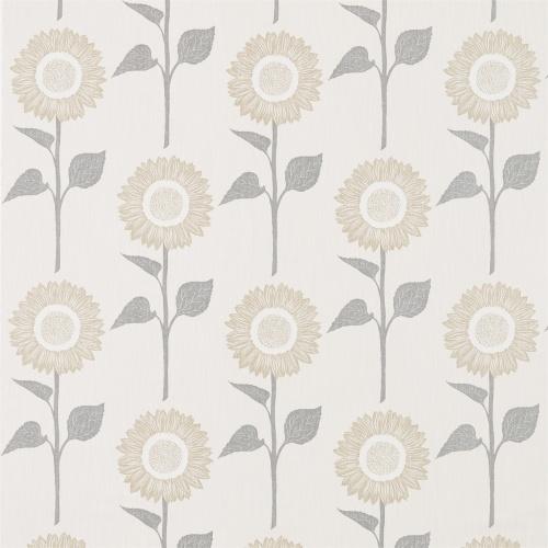 Sanderson Home Sundial Linen/Mole Fabric 226357
