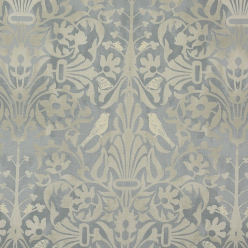 Gordon Smith Natures Retreat Sky Curtain Fabric
