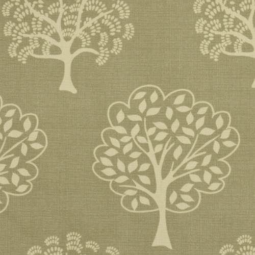 Gordon Smith Arbre Linen Curtain Fabric