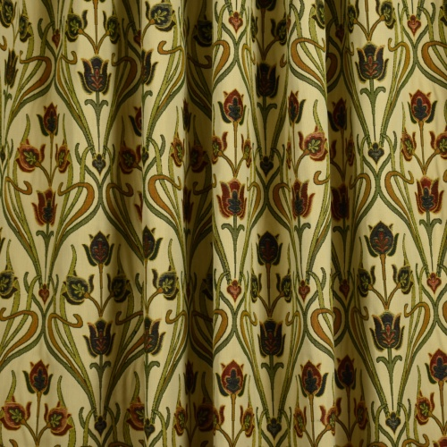 Gordon Smith Rennie Jewel Curtain Fabric