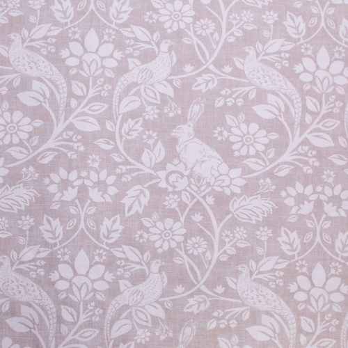 Swatch Box Heathland Linen Curtain Fabric