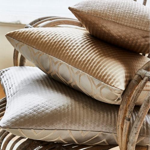 Prestigious Emboss Honey Fabric 3837/511
