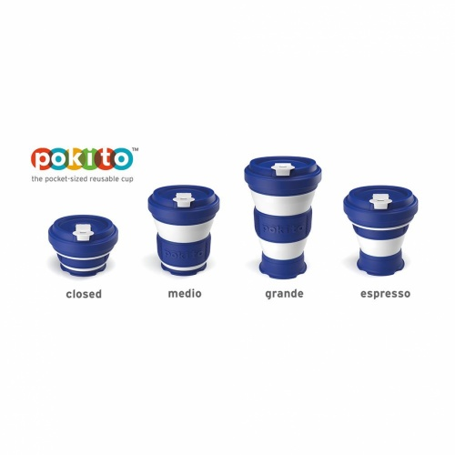 Pokito Pop Up Cup Blueberry