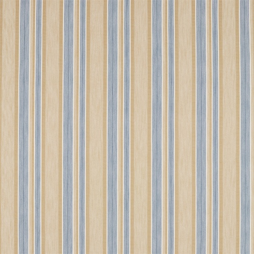 Sanderson Home Alcott Denim/Barley Fabric 236417