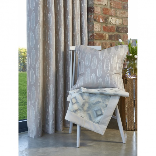 Prestigious Quill Chalk Fabric 3742/076