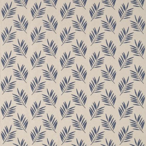Sanderson Tilton Indigo Fabric 236289