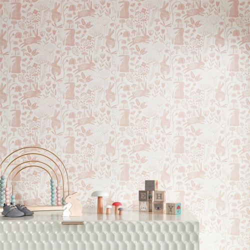 Harlequin Into The Meadow Powder Wallpaper 112632