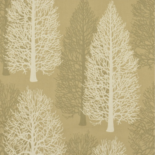 Gordon Smith Conifer Linen Curtain Fabric