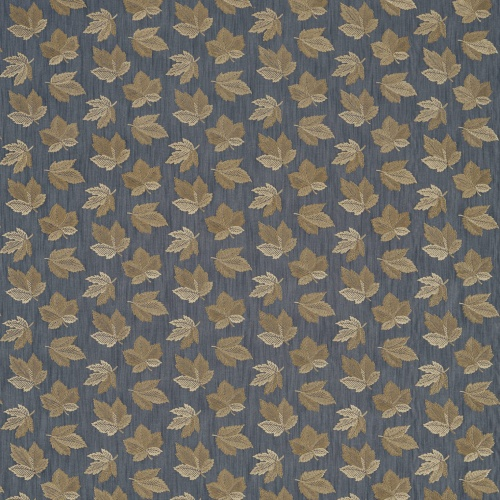 Sanderson Flannery Fig/Copper Curtain Fabric 236726