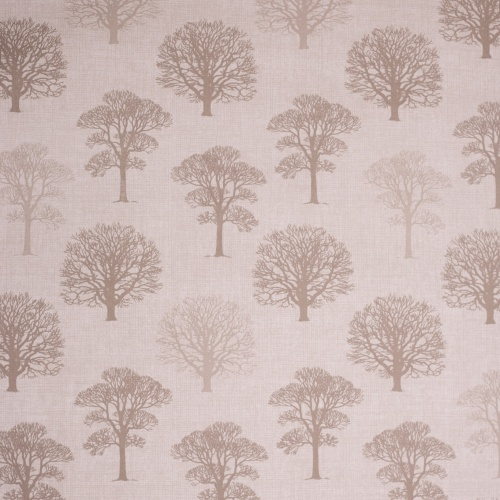 Gordon Smith Oak Linen Curtain Fabric